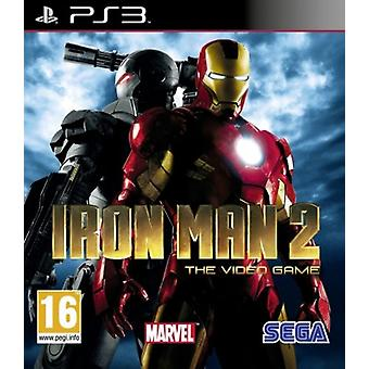 Iron Man 2 (PS3) - Factory Sealed