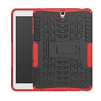 Hybrid udendørs beskyttende cover tilfældet for Samsung Galaxy tab S3 9,7 T820 T825 2017 taske