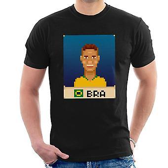 World Cup Neymar Brazil Men's T-Shirt
