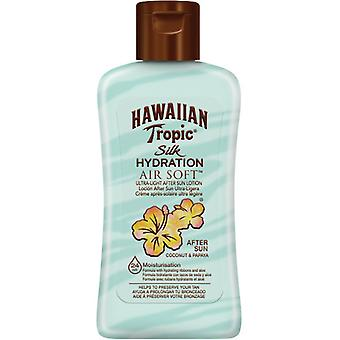 Hawaiian Tropic Silk Hydration Weightless After Sun Lotion Formato de Viaje 60 ml