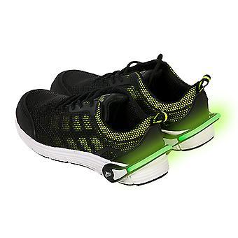 sUw - pari ja ergonominen valaistu LED kenkäklipsi