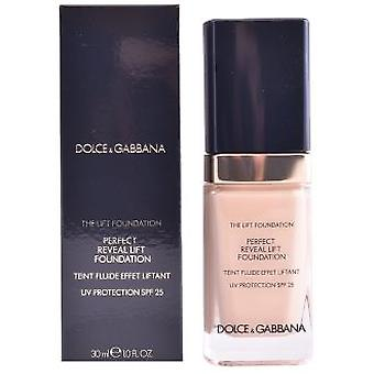 Dolce & Gabbana The Lift Foundation Perfect Reveal 30 ml (Make-up , Face , Bases)