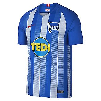 2018-2019 Hertha Berlin Home Nike Football Shirt