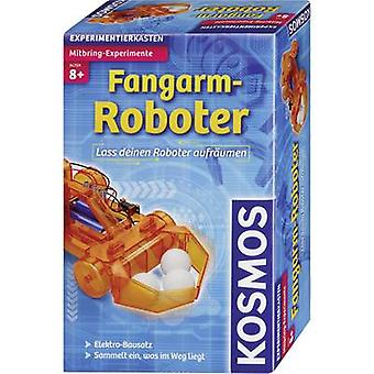 Science kit Kosmos Mitbring-Experimente Fangarm-Roboter 659103 8 years and over