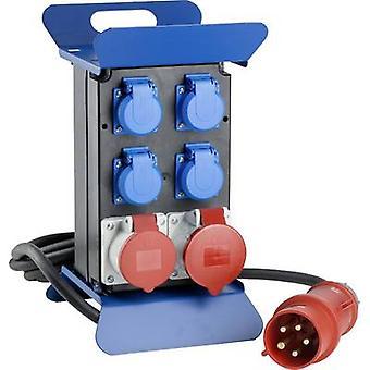 as - Schwabe CEE power distributor Stromverteiler STECKY 2 400?V CEE 60506 400 V 32 A