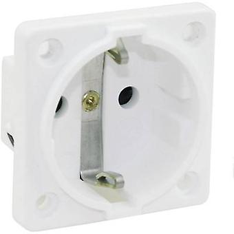 PCE 10584-0wsc Add-on socket White