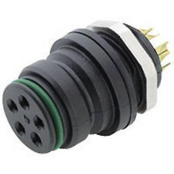 Binder 99-9128-00-08 Series 720 Miniature Circular Connector Nominal current (details): 2 A