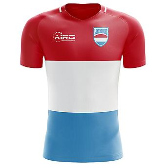 2018-2019 Luxembourg Home Concept Football Shirt