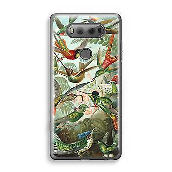 LG V20 gennemsigtig sag (Soft) - arvemassen Trochilidae