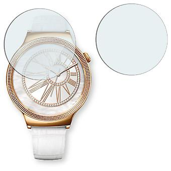 Huawei watch elegant screen protector - Golebo crystal clear protection film