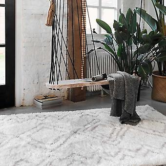 Rugs -B&S Yagour - 5966/060  White & Beige