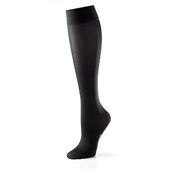 Activa Compression Tights Cl2 Stock B/Knee Black 259-0800 Ex-Lge