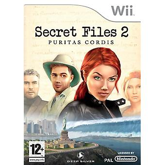 Secret Files 2 Puritas Cordis (Wii)