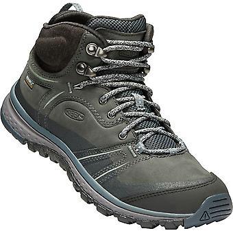 Keen Terradora Leather Mid WP 1019890   women shoes