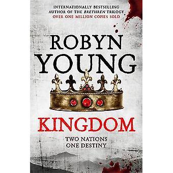 Kingdom door Robyn Young - 9780340963722 boek