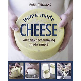 Faites maison, fromages - à partir de beurre Simple - yaourts et fromages frais à S