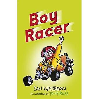 Boy Racer by Tony Ross - 9781444935769 Book
