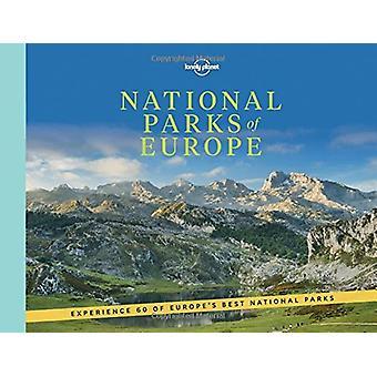 Parcs nationaux de l'Europe par le Lonely Planet - livre 9781786576491