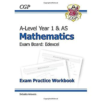 Nova matemática de um nível para Edexcel - ano 1 & como livro de prática de exame por