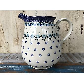 Jar, 1500 ml, hoogte 16 cm, Royal Blue, BSN A-0676