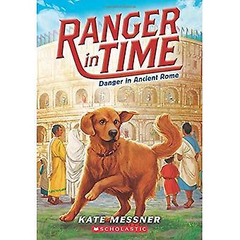 Pericolo nell'antica Roma (Ranger in tempo #2)