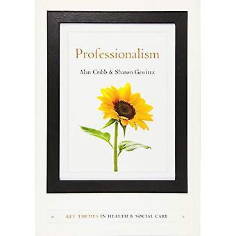 Profesjonalitet (sentrale temaer i helse og sosial)