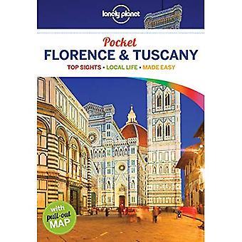 Lonely Planet Pocket Florence & Toscane - Guide de voyage (broché)