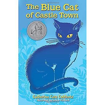 Blå katt av Castle Town