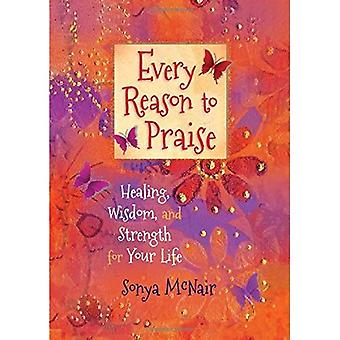 All anledning att beröm: hitta helande, visdom och styrka för ditt liv