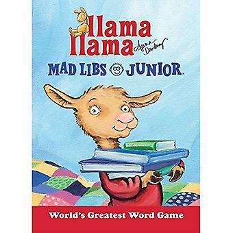 Lama Lama Mad Libs Junior