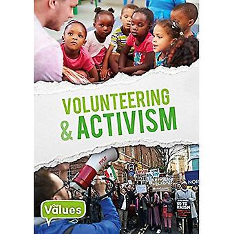 Volunteering & Activism (Our Values)