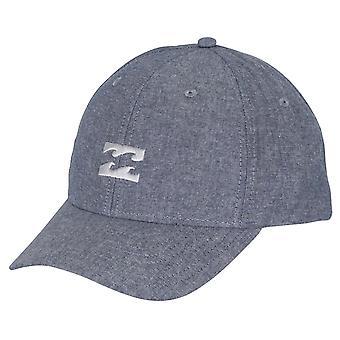Billabong Men's Snapback Cap ~ All Night chambray