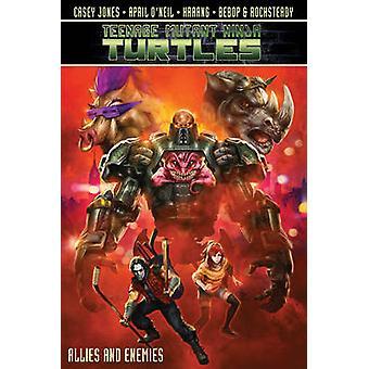 Teenage Mutant Ninja Turtles - Allies and Enemies by Joshua Williamson