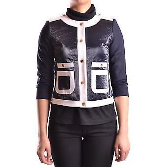 Michael Kors Blue Cotton Outerwear Jacket