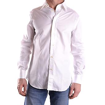 Gianfranco Ferré White Cotton Shirt