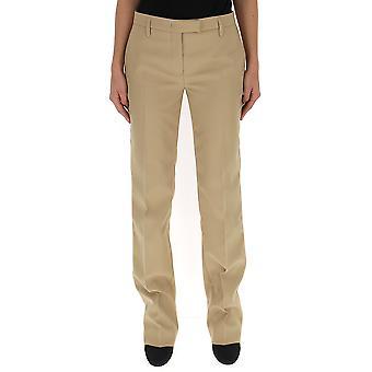 Prada Beige Cotton Pants