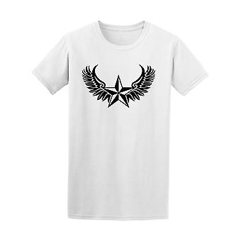 Nautical Star, Wings Tee Men's -Image by Shutterstock
