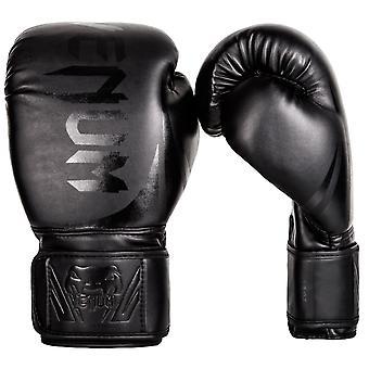 VENUM Challenger 2.0 krog og løkke MMA Training boksehandsker - alle sort