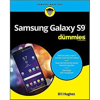 Samsung Galaxy S9 For Dummies af Samsung Galaxy S9 For Dummies - 9781