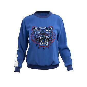 Kenzo Blue Acetate Sweatshirt