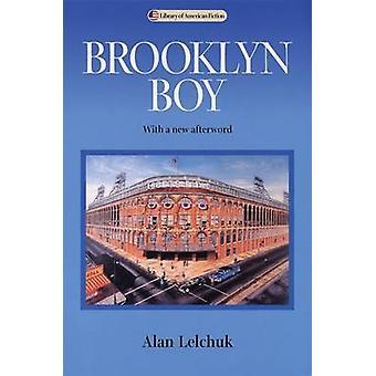 Brooklyn Boy av Alan Lelchuk-9780299187446 bok