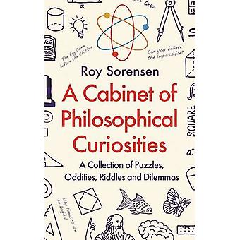Cabinet of Philosophical Curiosities - A Collection of Puzzles - Oddit
