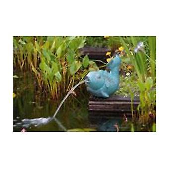 Springvand til haven 22x20x14 cm