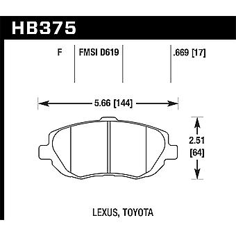 Hawk Performance HB375F.669 HPS