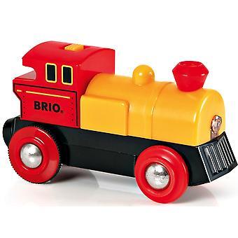 Brio 双向电池供电发动机