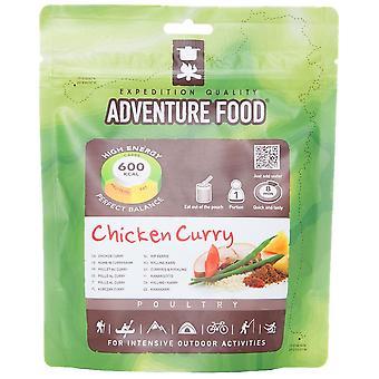 Äventyrs mat grön kyckling curry 1 person