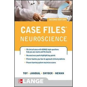 Case Files Neuroscience 2E by Eugene Toy