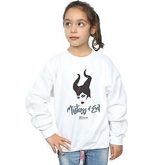 Disney Girls Maleficent Mistress Of Evil Sweatshirt