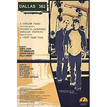 Dallas 362 (Single Sided) Original Cinema Poster