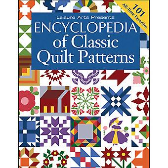 Leisure Arts Encyclopedia Of Classic Quilt Patterns La 8077